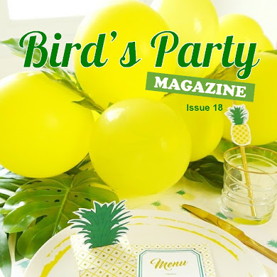 Bird's Party Magazine | Summer Edition 2017 😍