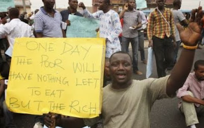 No Going Back On Protest, With or Without 2face – Activists