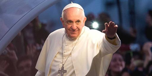 Pope Francis 教宗方濟各