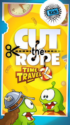 This week's Free App of the Week goes to Cut the Rope: Time Travel. You can download this $2 puzzle game for free for this week only.
