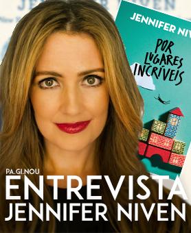 Entrevista: Jennifer Niven