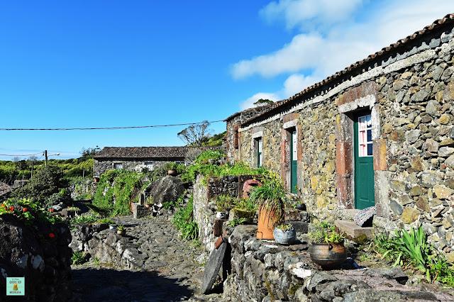 Aldeia da Cuada, isla de Flores (Azores)