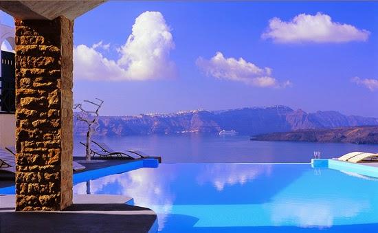 Astarte Suites Infinity Pool