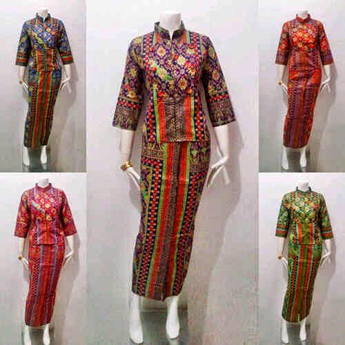 Model Baju Batik Wanita Queen Prodo Series
