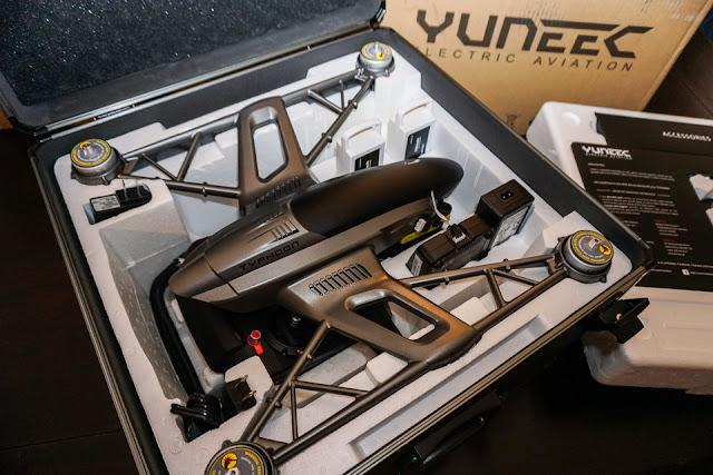 Yuneec Typhoon Q500 4k
