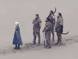 Game of Thrones Season 7 images from set 4