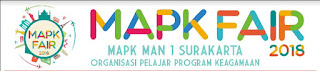 Lomba Pidato Bahasa Inggris MAPK Fair 2018 by MAN 1 Surakarta