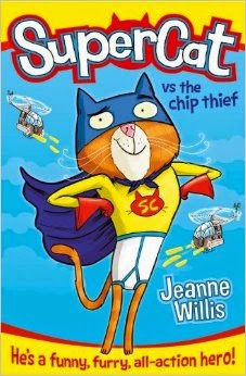 Cover of SuperCat vs. the Chip Thief
