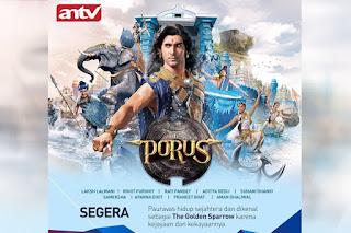 Biodata Lengkap Pemain Drama India Porus ANTV