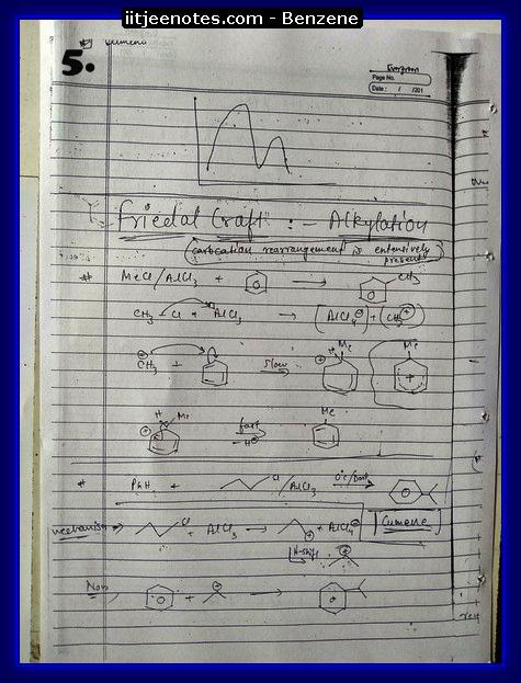 Benzene Notes5