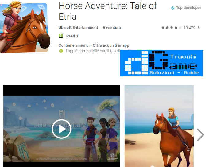 Soluzioni Horse Adventure Tale of Etria di tutti i livelli | Walkthrough guide