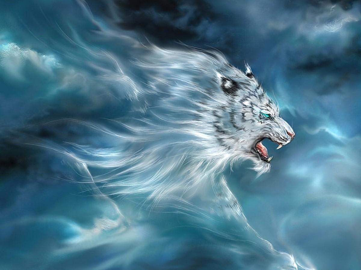 Mantra Ajian Macan Putih