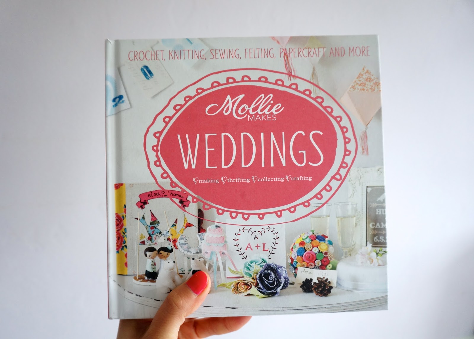 Mollie Makes Weddings book