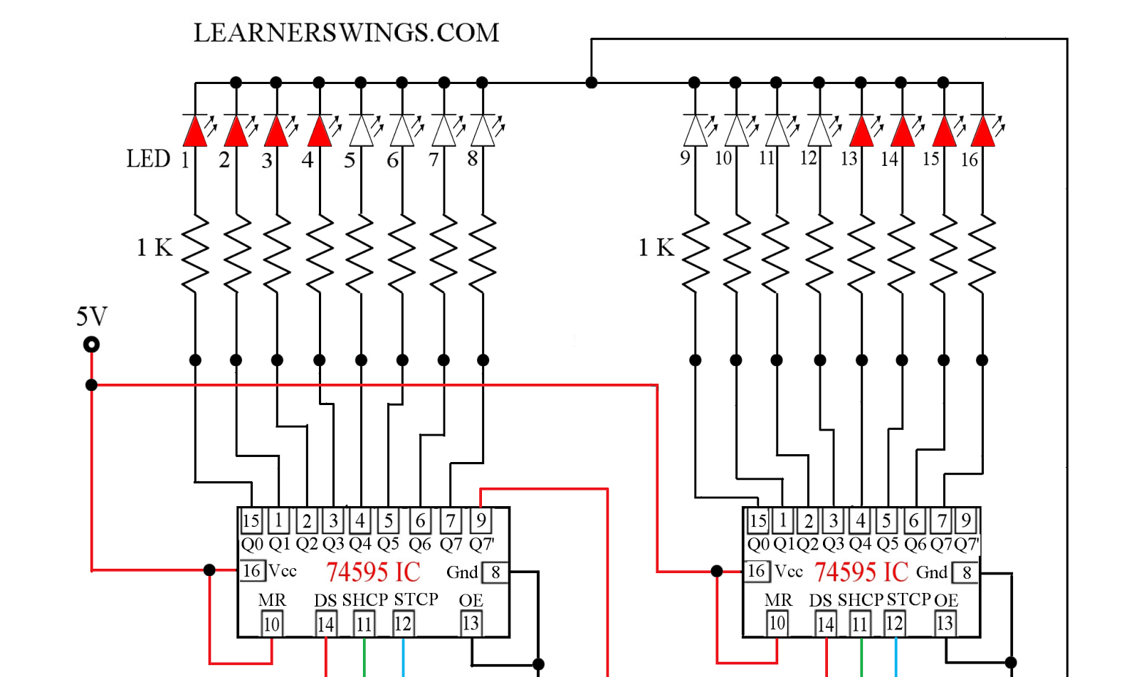 Parallel In Out Shift Register Timing Diagram 2001 Nissan Altima Engine Circuit Electronics