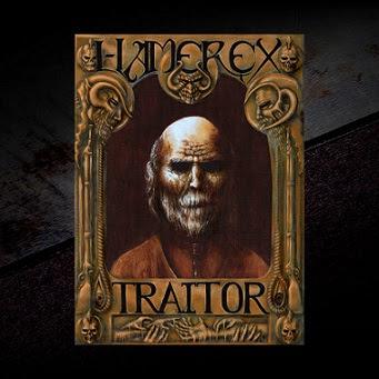 """Ακούστε το album των Hamerex """"Traitor"""" που κυκλοφόρησε τον Οκτώβριο"""