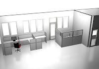 produksi meja sekat partisi kantor jawa tengah
