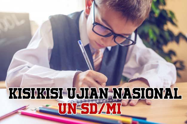 Kisi-Kisi UN SD
