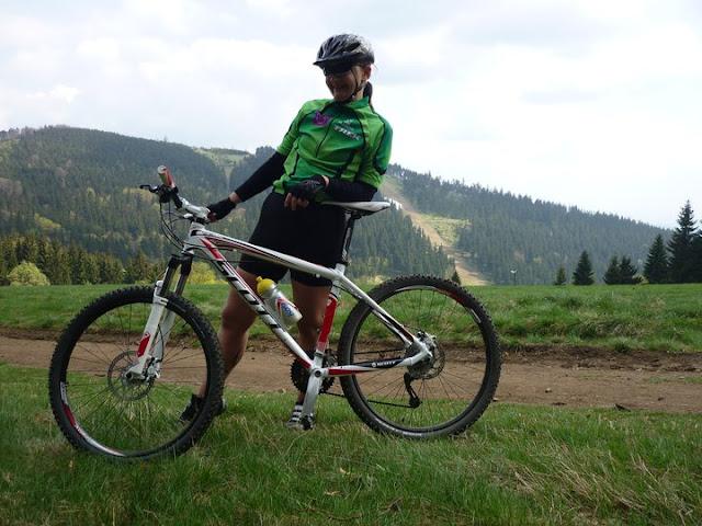 mtb, sudety, na rower w góry