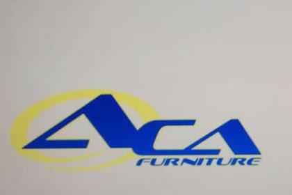 Lowongan Kerja Tasikmalaya ACA Furniture