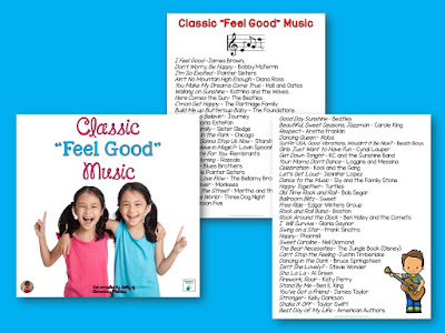 "Freebie - classic ""feel good"" music"