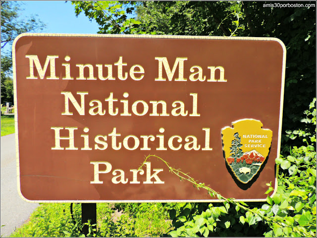 Minute Man National Historical Park