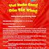 Thể lệ tham gia Chương trình Khuyến mại Vui Xuân sang – Đón Tết vàng