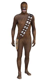 chewbacca disfraz