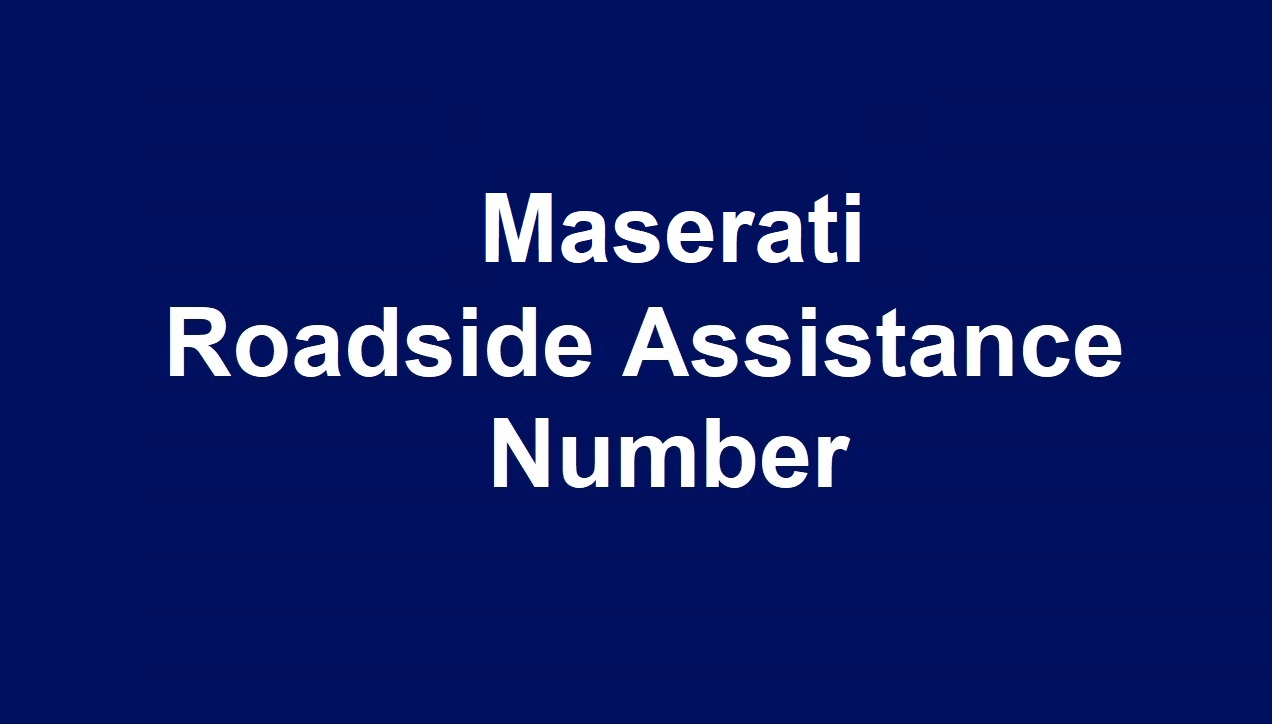 MaseratiRoadsideAssistanceNumberjpg - Maserati roadside assistance