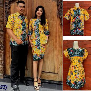 Model Batik Sarimbit Keluarga Plus Anak