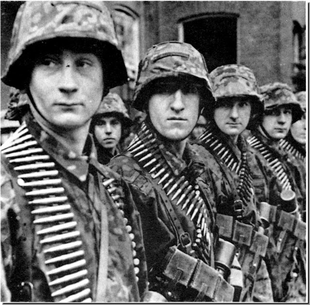 Waffen SS best soldiers world