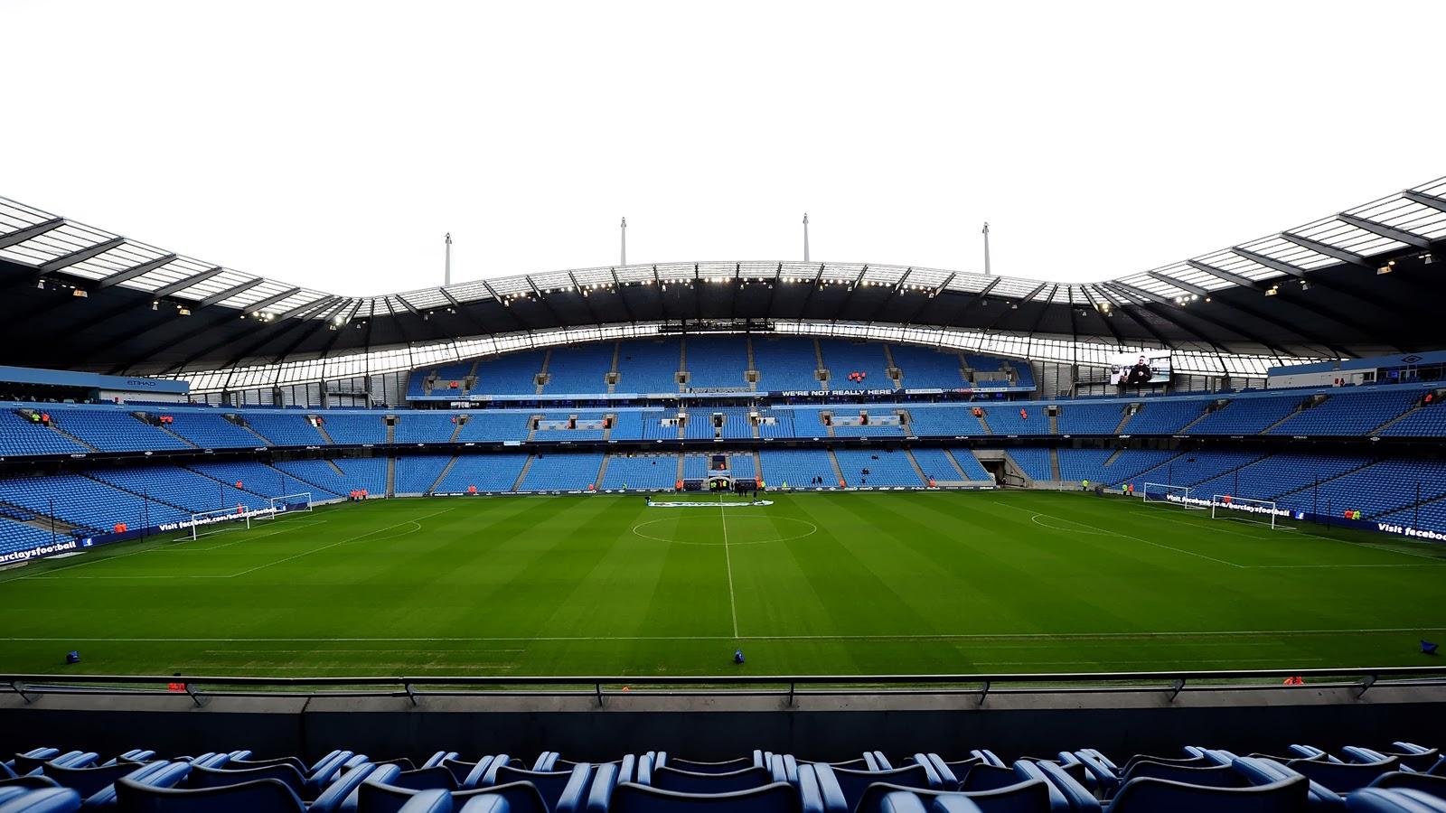 Galery Manchester City Stadium