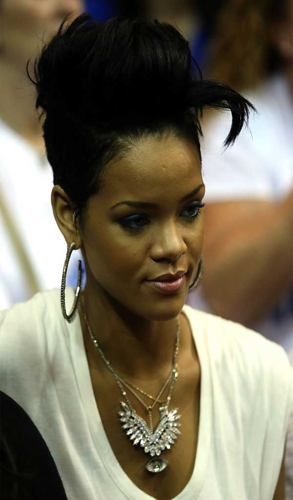 rhianna earrings rihanna hoops style 6296