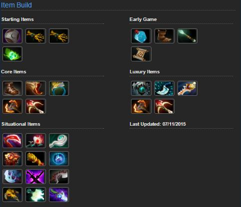 Steam community:: guide:: creating hero builds.