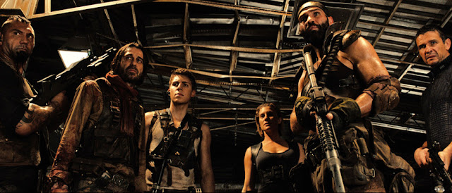 Riddick movie 2013 Mercenaries