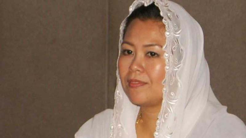 Yenny Wahid, putri Gus Dur