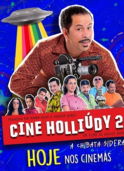 Cine Holliúdy 2 – A Chibata Sideral Torrent (2019) WEB-DL 720p Nacional Download