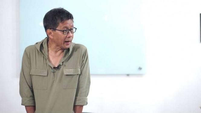 Tuduh Rocky Gerung Dungu Matematika, Jawaban Profesor Ekonomi Bikin Penuduh Mati Kutu