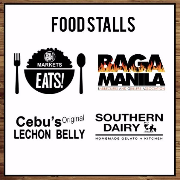 Filipino Streetfood at SM Hypermarket's Streetfood Festival