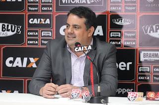 diretor de futebol do Vitória