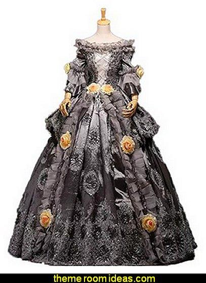 Renaissance Costume Victorian Gothic Marie Antoinette