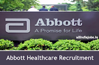 Abbott Healthcare Recruitment
