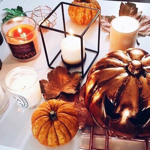 FALL ROOM DECOR! 🍁