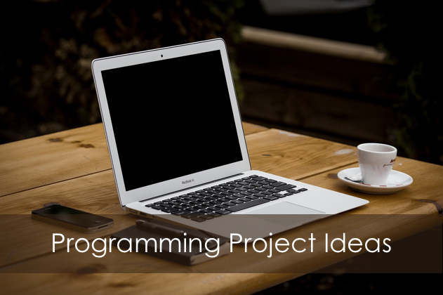 Programming Assignment ideas