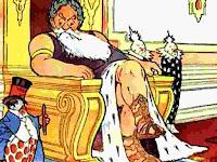 Cerita inspiratif dan motivasi berjudul sandal kulit sang raja