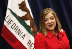 California Senate Race:  Along with Kamala Harris, Loretta Sanchez Is Struggling To Beat 'None Of The Above'