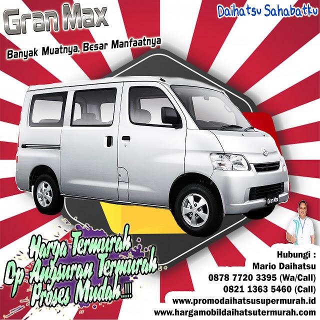 promo daihatsu granmax