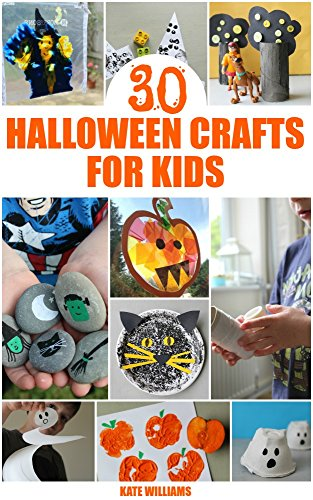 30 Halloween Crafts For Kids Book Review Play And Learn Every Day