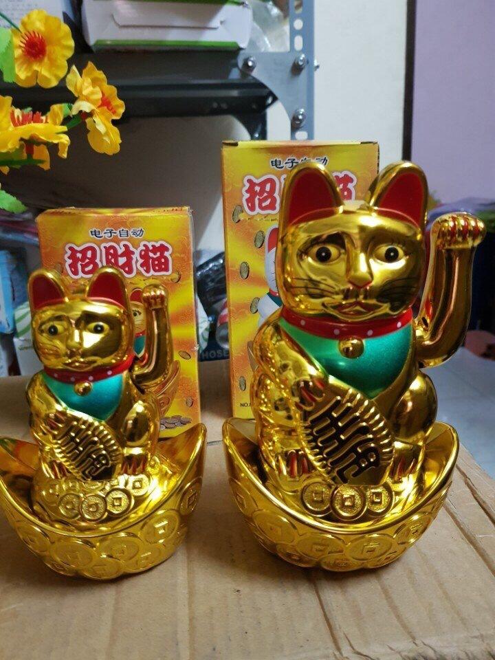 62k - Mèo thần tài lớn giá sỉ và lẻ rẻ nhất