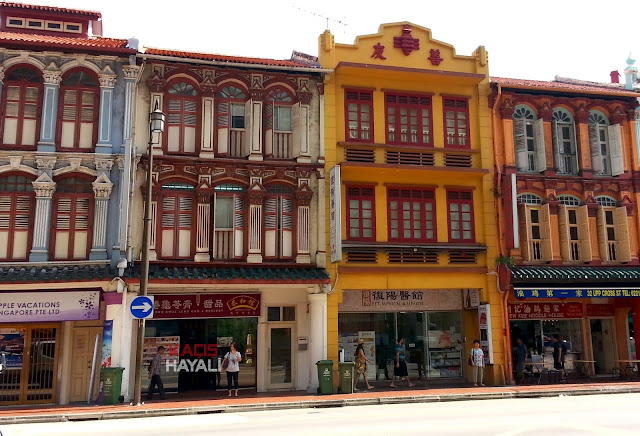 Singapur cin mahallesi