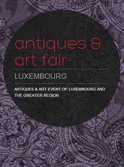 LUXEMBOURG : LA GALERIE LE FLOCH & LE FLOCH EXPOSE CAPTON À ANTIQUES & ART FAIR 2016